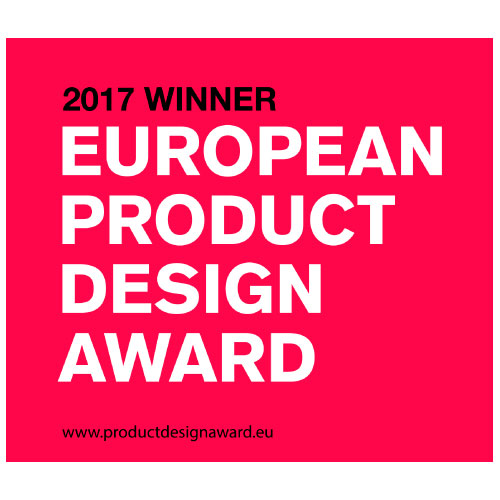 European Product Design Award Winner Logo Winner